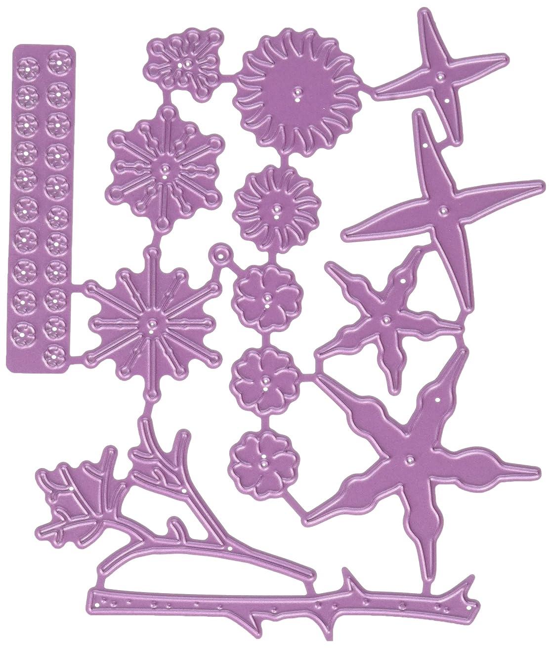 Cheery Lynn Designs B188 Embellishment 2 Die Cut
