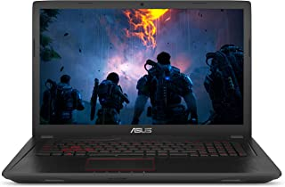 ASUS Gaming Laptop, 17.3† Full HD Wideview Display, Intel Core i7-7700HQ Processor, NVIDIA GTX 1050 Ti 4GB, 8GB DDR4 RAM, 1TB HDD, Backlit kbd, USB 3.1 Type C, Windows 10 Home, FX73VE-WH71