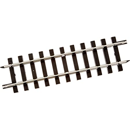 """part #10000-10 40/' total 48/"""" LGB straight track sections 4/' Bundle of 10"""
