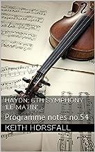 haydn 6th symphony