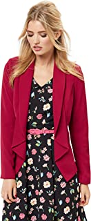 Review Women's Aries Jacket Ruby