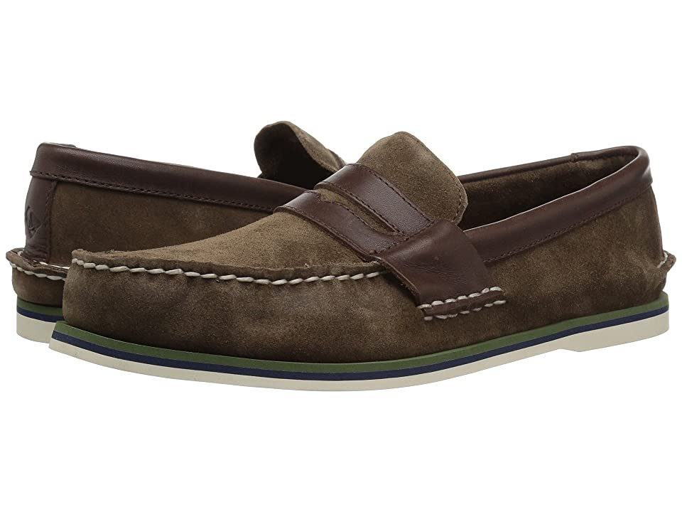 Sperry A/O Penny Nautical (Brown) Men