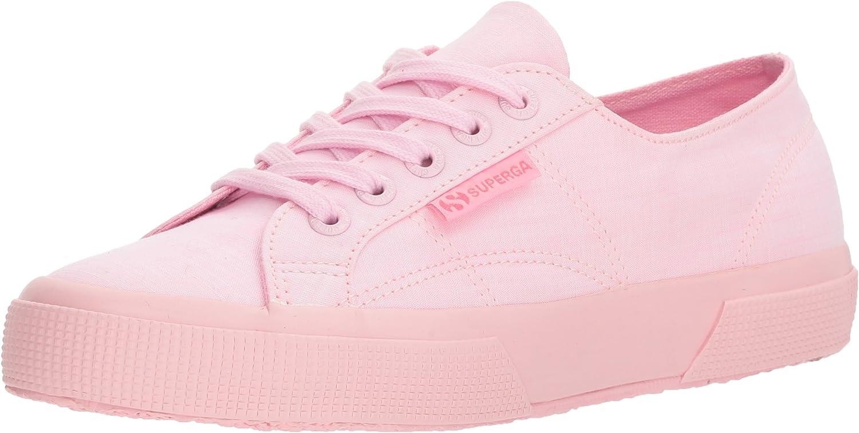 Superga Womens 2750 Cottonmelangeu Sneaker