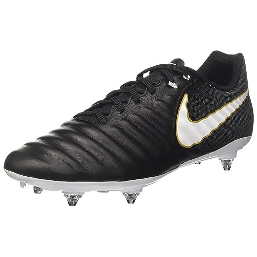 Nike Men s Tiempo Ligera Iv Sg Football Boots Black eb94288d394d