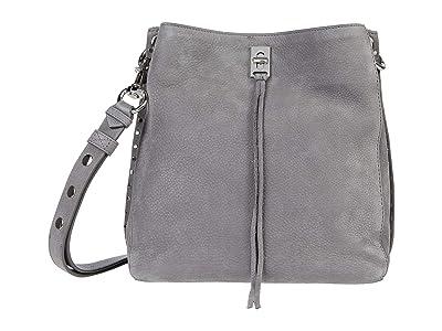 Rebecca Minkoff Darren Shoulder Bag (Steel) Handbags