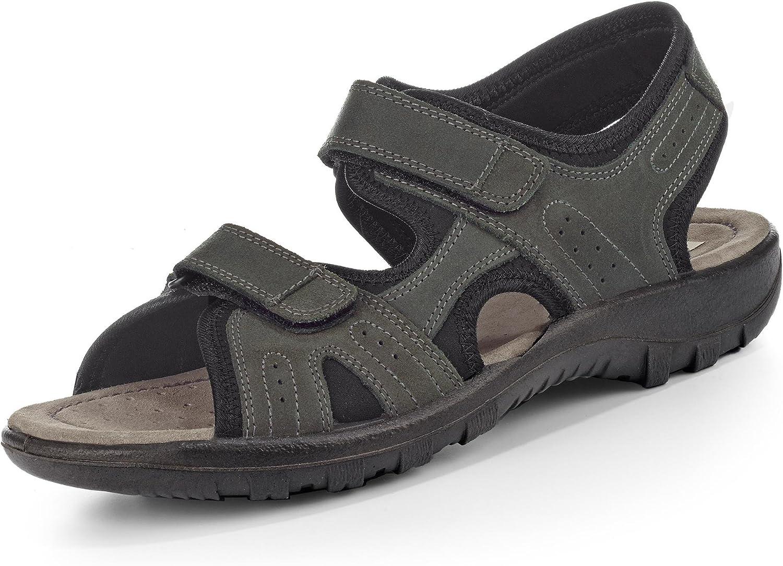 Stylish Herrensandale Jomos Aircomfort Arena shark Plus Size Sportswear
