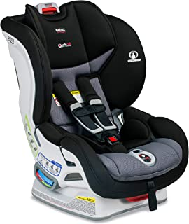 Britax Marathon ClickTight Convertible Car Seat - 1 Layer Impact Protection - Rear & Forward Facing - 5 to 65 pounds, Ashton [Amazon Exclusive]