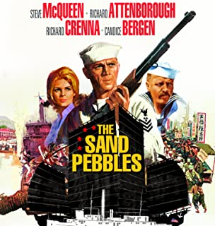 sand and pebbles