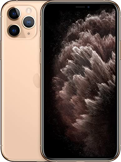 Simple Mobile Prepaid - Apple iPhone 11 Pro (64GB) - Gold [Locked to Carrier – Simple Mobile]