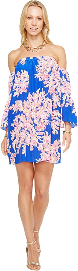 Lilly Pulitzer - Sanilla Silk Dress