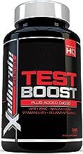 Test Boost para Hombres | 180 Cápsulas Suplemento de Apoyo