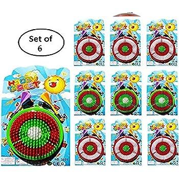 Birthday Popper Toy Dart Game (Set of 6) for Kids Fun Birthday Return Gift of All Age Group Bulk Buy