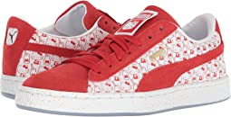 Puma Kids Suede Classic x Hello Kitty (Big Kid)