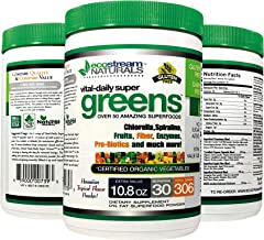 Best whole foods blue spirulina Reviews