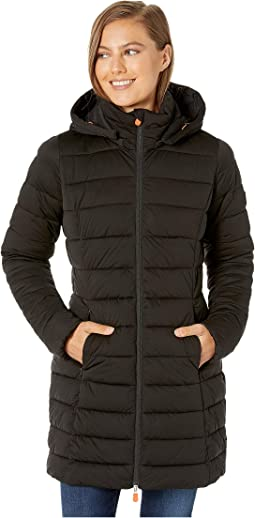 Sold 9 Puffer Coat with Detachable Hoodie