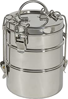 to go ware 3 tier stainless lunch box