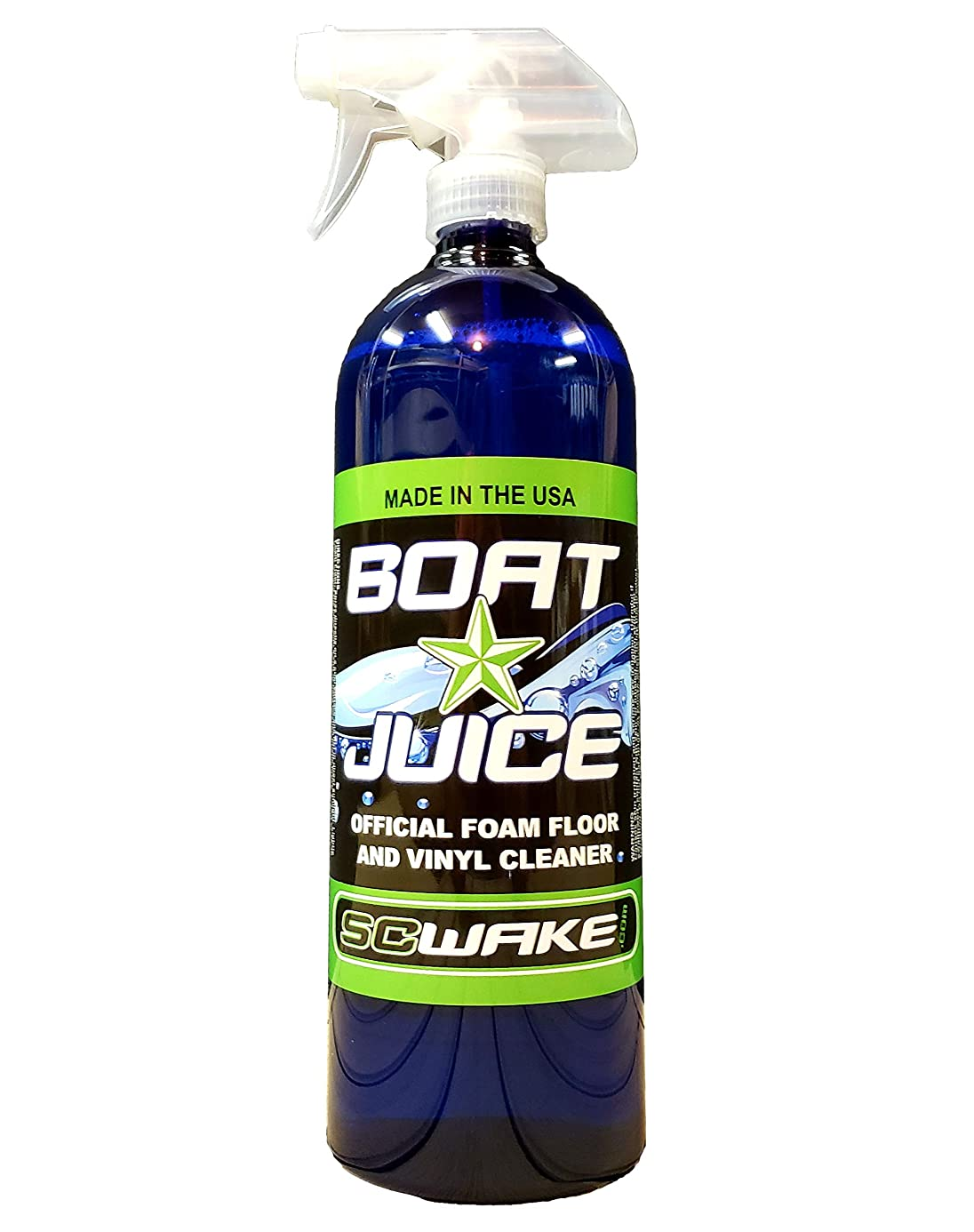 Boat Juice- The Official EVA Foam Cleaner (32oz)