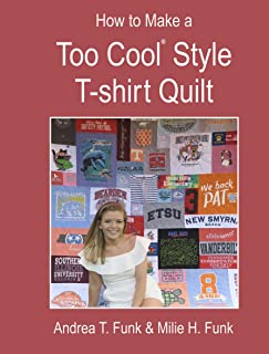 How to Make a Too Cool T-shirt Style T-shirt Quilt