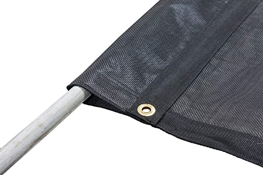 ✅Mytee Products 7′ x 15′ Dump Truck Vinyl Coated Mesh Tarps Cover with 6 Inch 18oz Double Pocket #Tools & Home Improvement Hardware