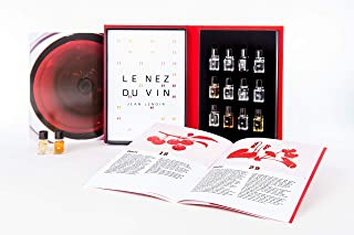 Nez du Vin, Red Wines 12 aromas, English