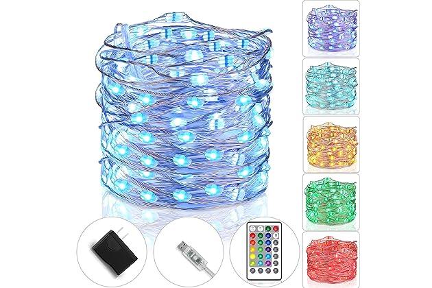 Best String Color Lights For Room Amazoncom