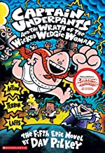 Captain Underpants #5: Captain Underpants and the Wrath of the Wicked Wedgie Woman