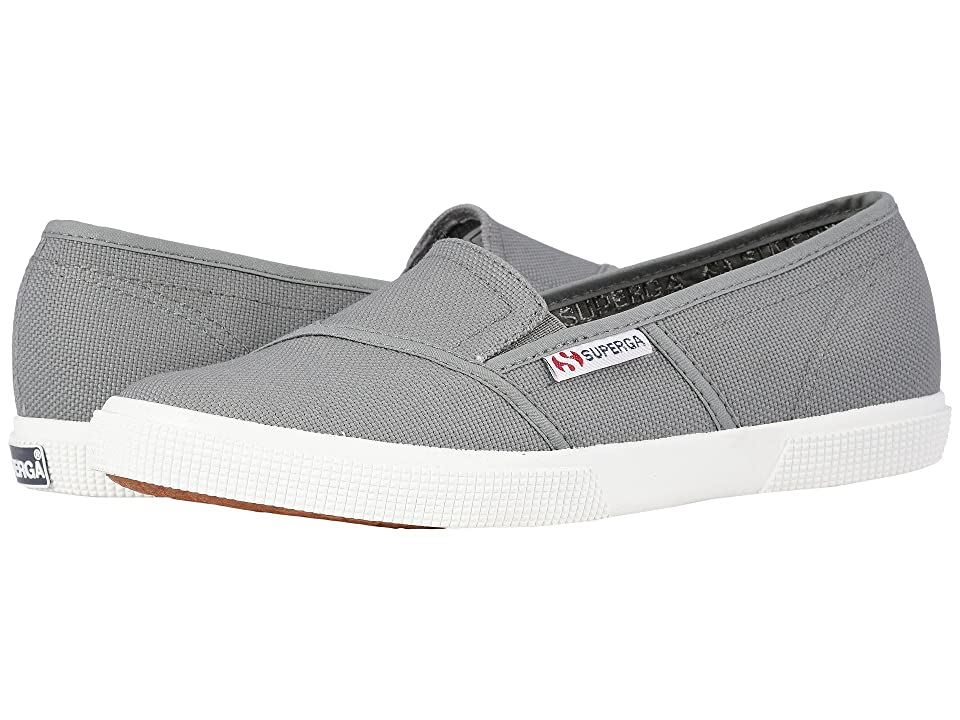 Superga 2210 COTW Slip-On Sneaker (Grey Sage) Women