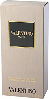 Valentino Uomo After Shave Balm For Men, 100ml