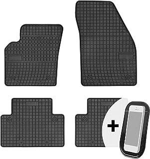Gummi-Fußmatten+Kofferraumwanne VOLVO V50 Kombi 2004-2012