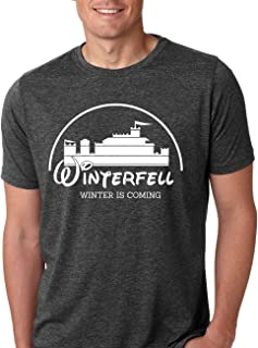 Game of Thrones Winterfell Winter is Coming Mens T-Shirt