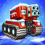 Blocky Cars: juegos online. Juegos de tanques.