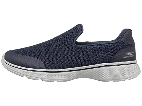 Expert Navy Performance Walk 4 Grey SKECHERS Go wOITx7X
