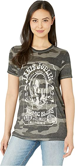 0ead7b80b Lucky brand janis joplin cold shoulder tee | Shipped Free at Zappos