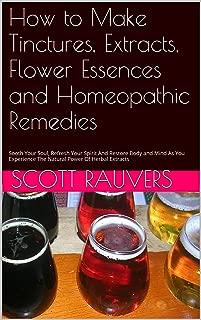 flower essence tinctures