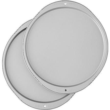 Wilton Recipe Right Pizza Pans,  2-Piece Set