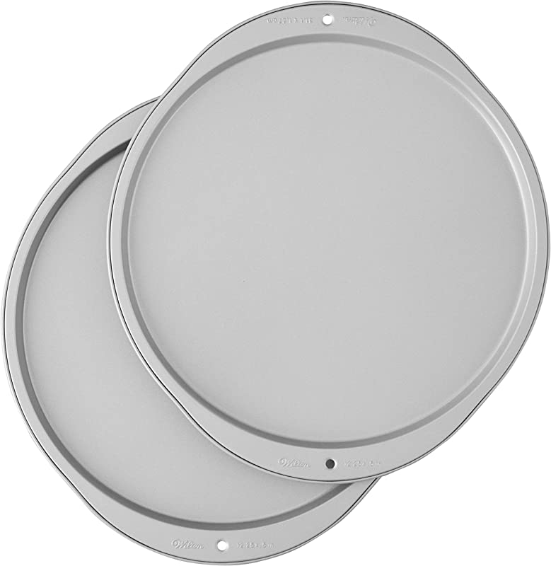 Wilton Recipe Right Pizza Pans 2 Piece Set