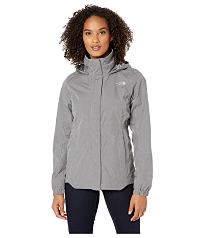 The North Face Resolve Parka II (TNF Medium Grey Heather) Women