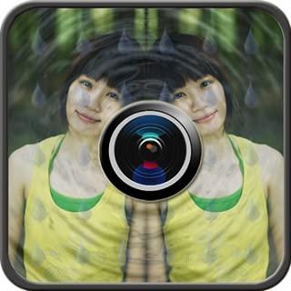 Ripple Photo Mirror Effect