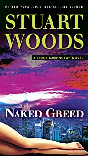 Naked Greed (A Stone Barrington Novel Book 34)