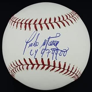pedro martinez signed baseball