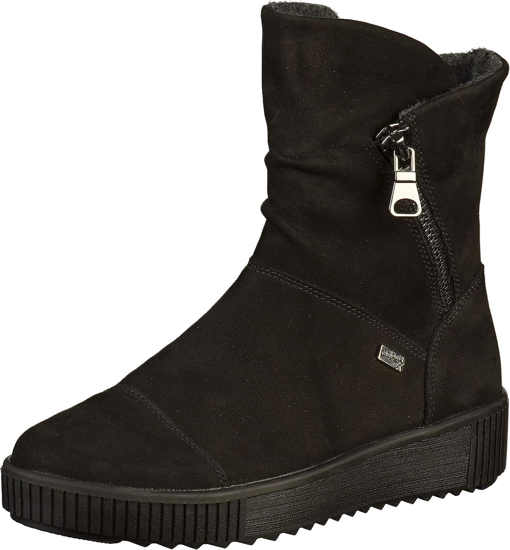 Remonte Women Ankle Boots Black, (black) R7977-02