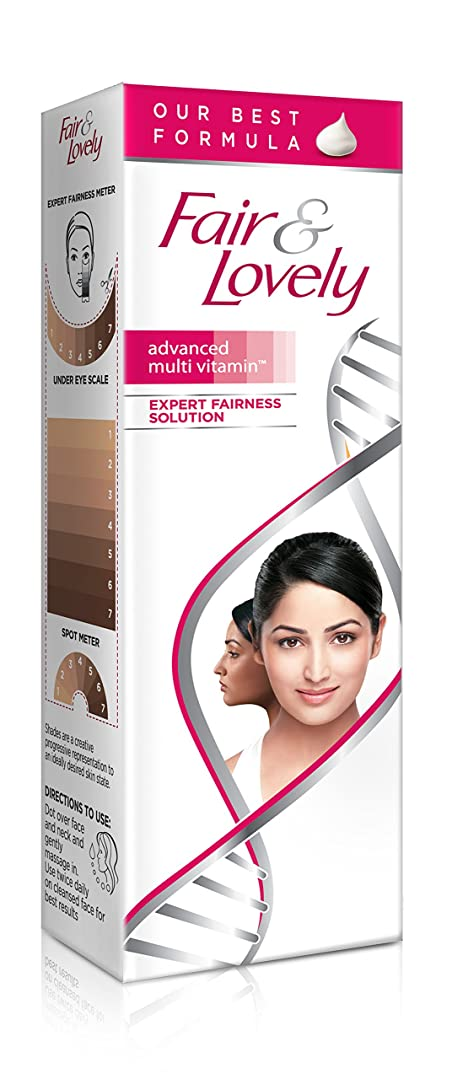 嘆願農民化学者Fair and Lovely Advanced Multi Vitamin Face Cream, 25g