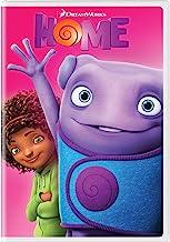 HOME (2015) DVD DWREF