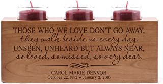 Best personalized memorial candles Reviews