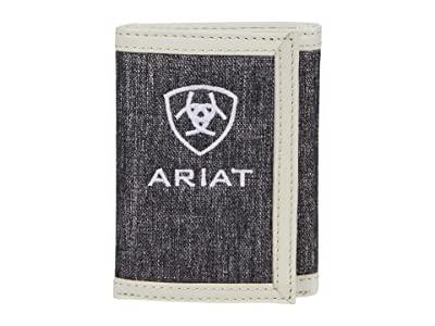 Ariat Embroidery Trifold Wallet