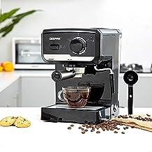 ماكينة تحضير الاسبريسو من القهوة المطحونة، اسود - Gcm6108