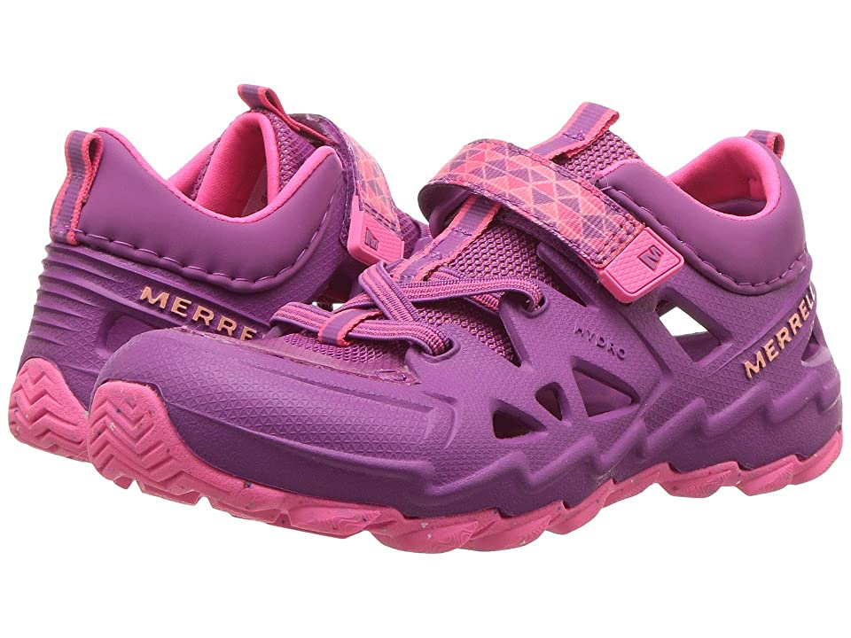 Merrell Kids Hydro 2.0 (Toddler/Little Kid) (Berry/Coral) Girls Shoes