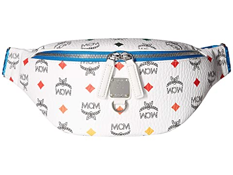 MCM Fursten Spektrum Visetos Belt Bag Small