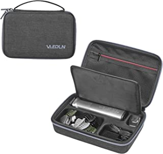 Vanerdun Carry Case for Philips Norelco Multigroom Series - Compatible for 3000/5000/7000 Hybrid Electric Trimmer and Shaver- trimming guards