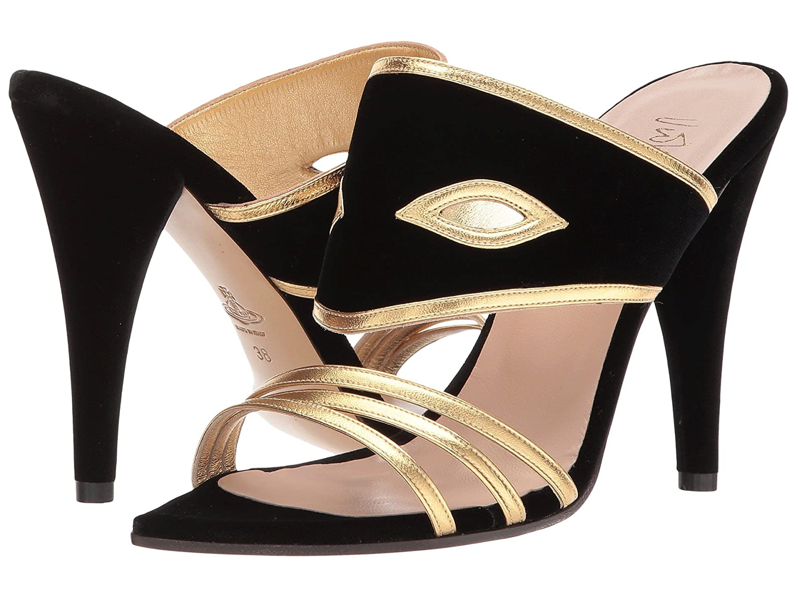 Vivienne Westwood Masque SandalsCheap and distinctive eye-catching shoes